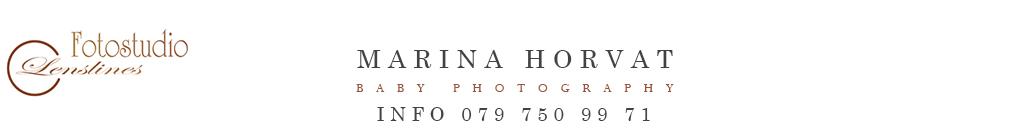 Babyfotografie – Familienfotografie Fotostudio Lenslines logo